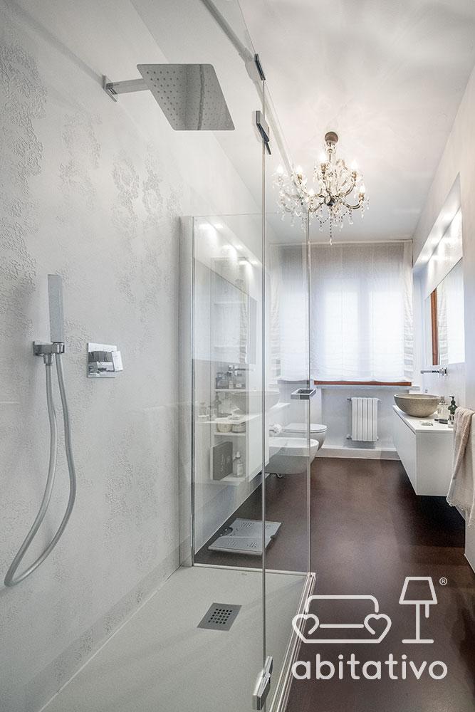 progetto bagno classico moderno
