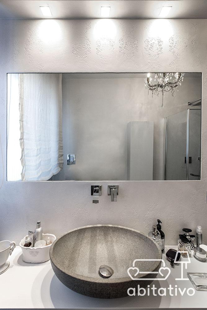 arredo bagno argento