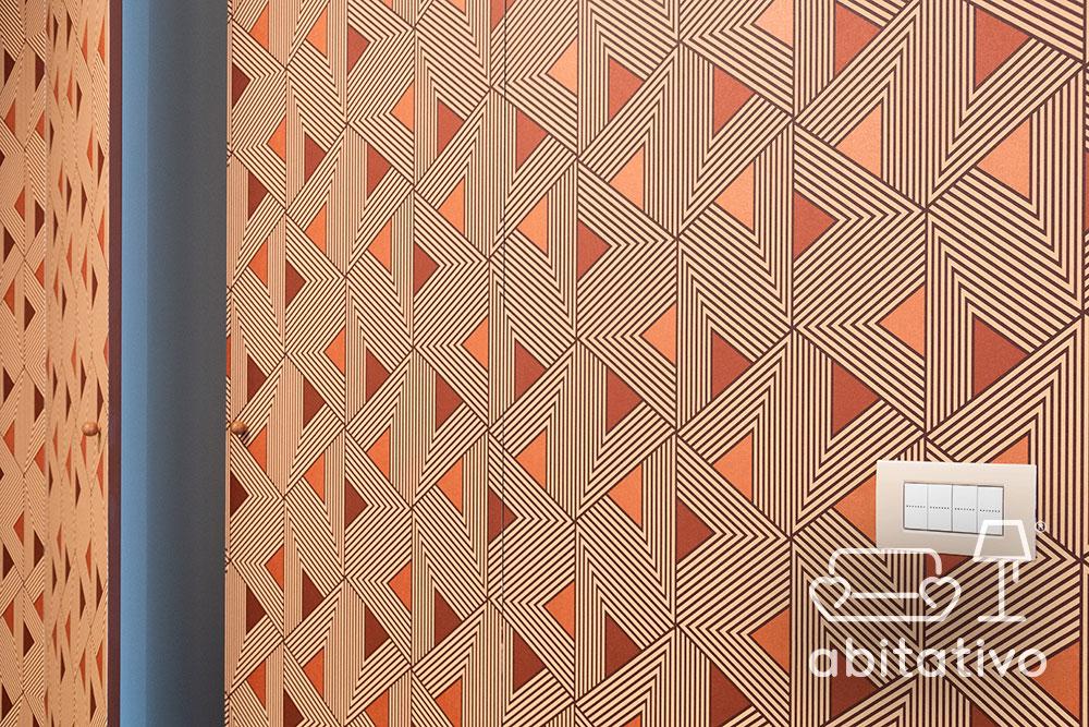 carta da parati design