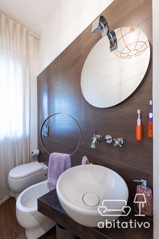 progettazione interni bagno