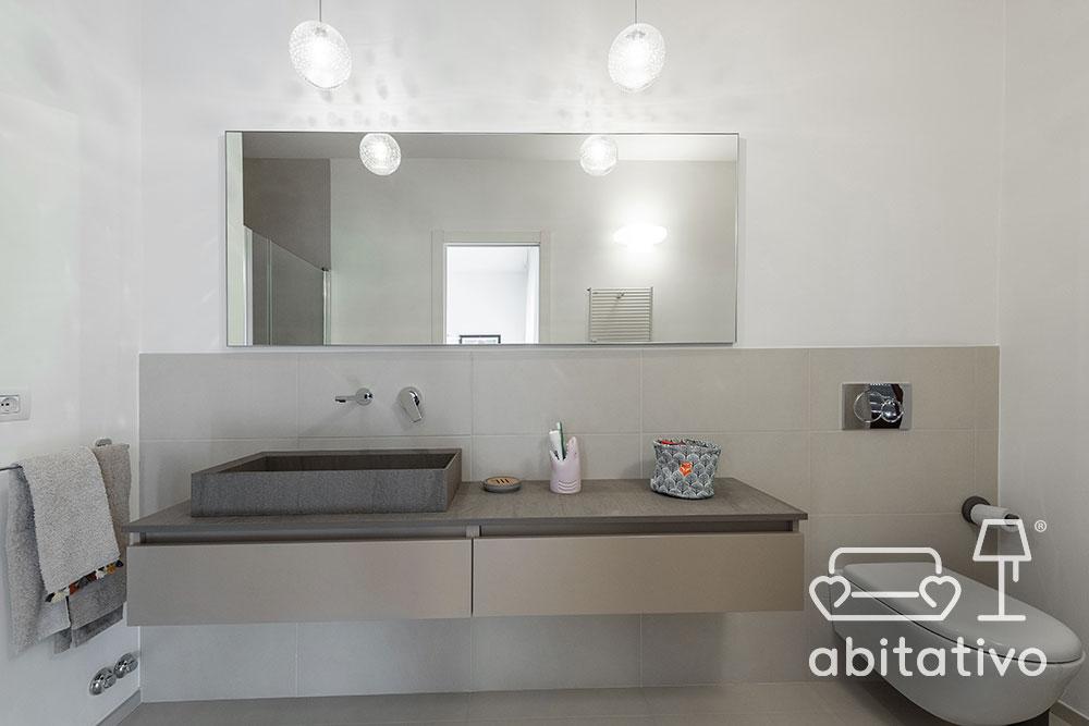 progetto arredo design bagno
