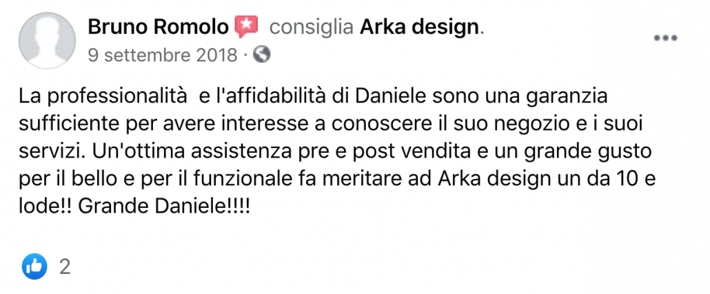 recensioni arka design abitativo