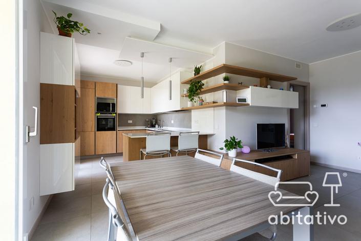 progetto mobili cucina moderna