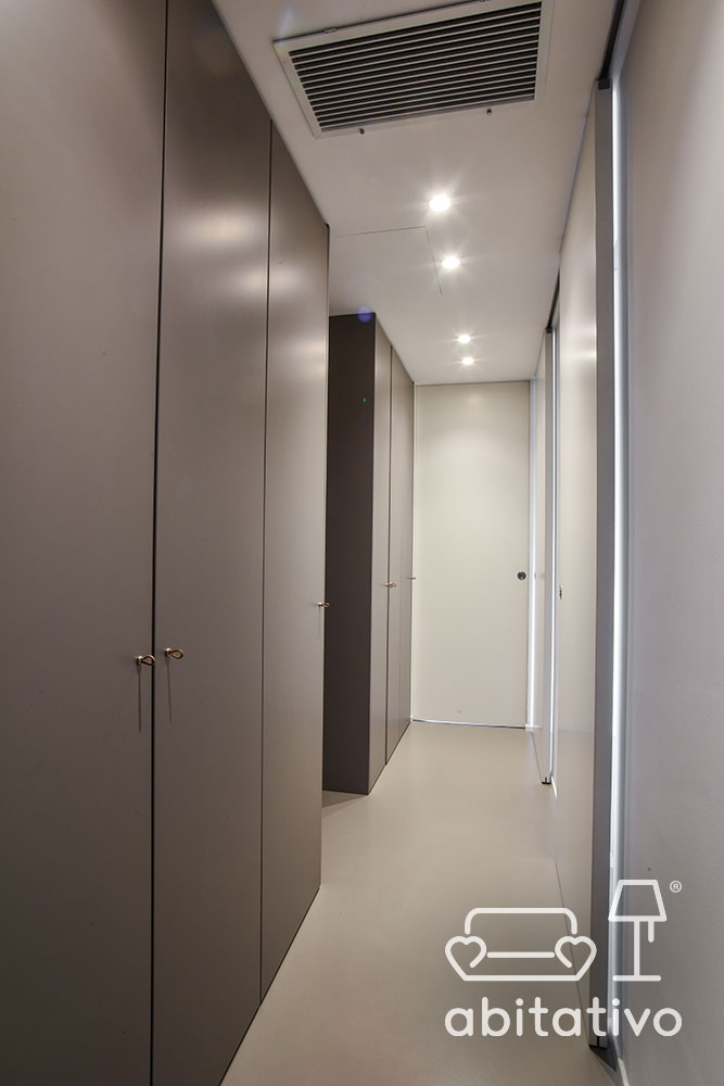 arredamento loft moderno minimal
