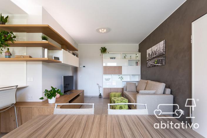interior design soggiorno moderno