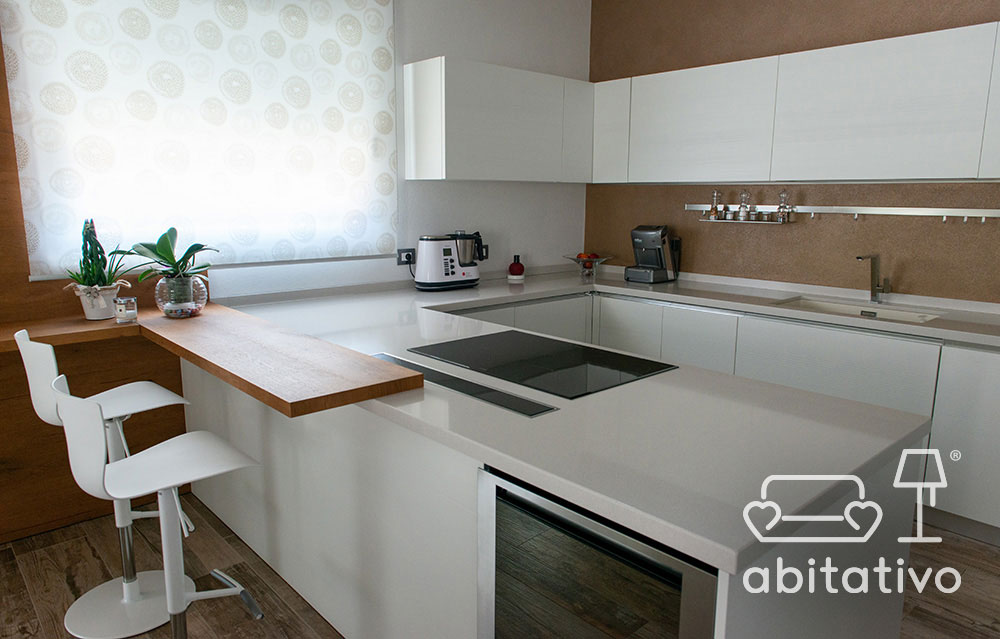 arredamento cucina openspace