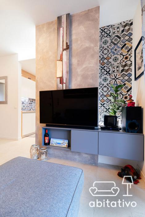 progetto interni appartamento