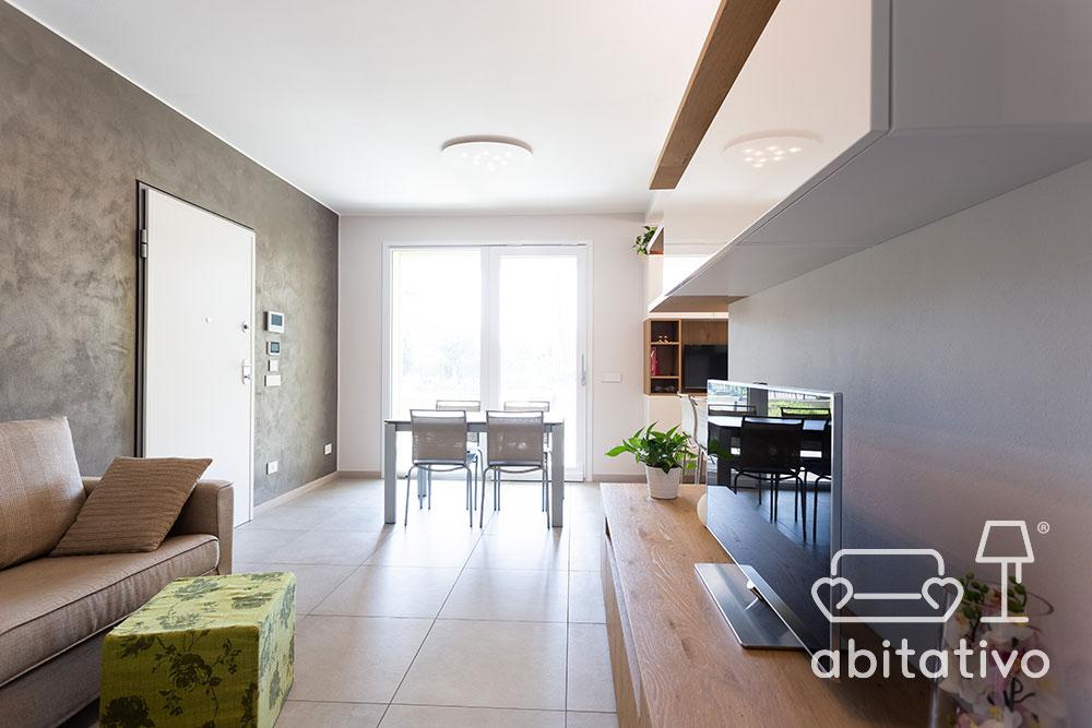progetto arredo casa moderna