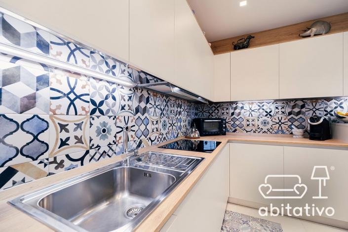 piastrelle moderne cucina
