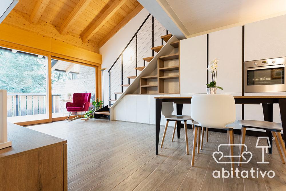 interior design openspace moderno
