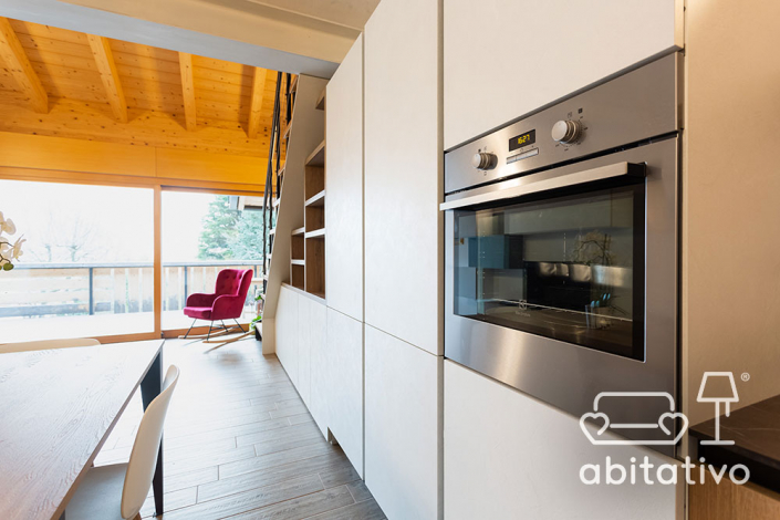 mobili cucina openspace moderno