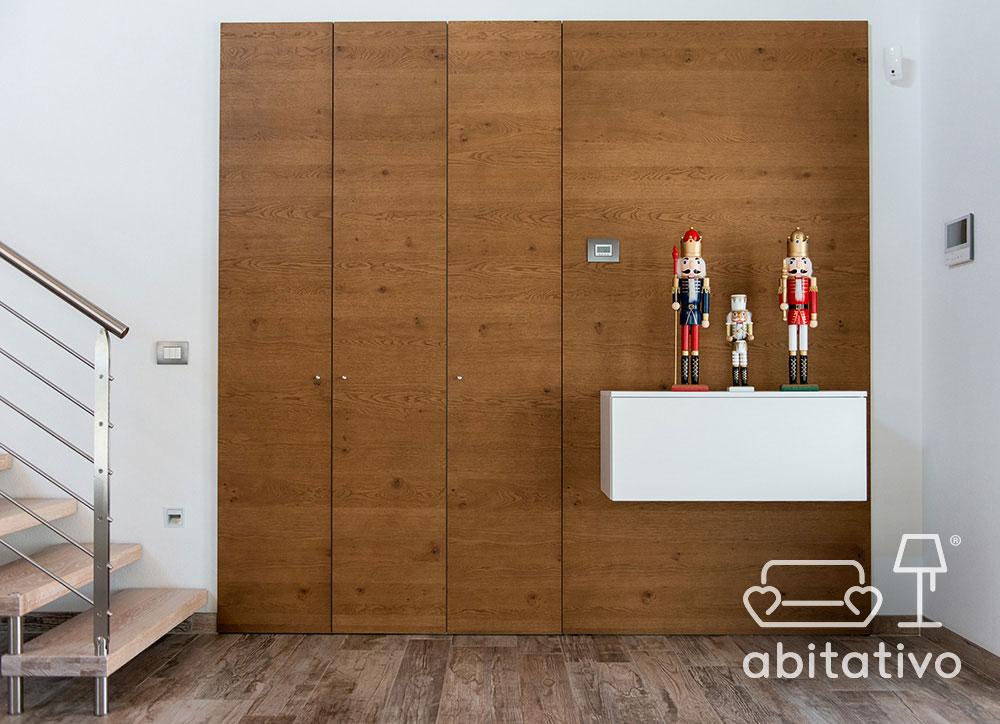 armadi a parete moderni