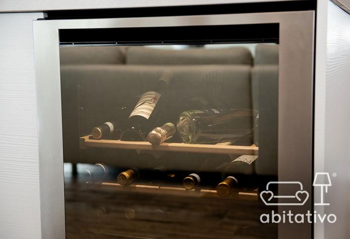 cantinetta vino cucina