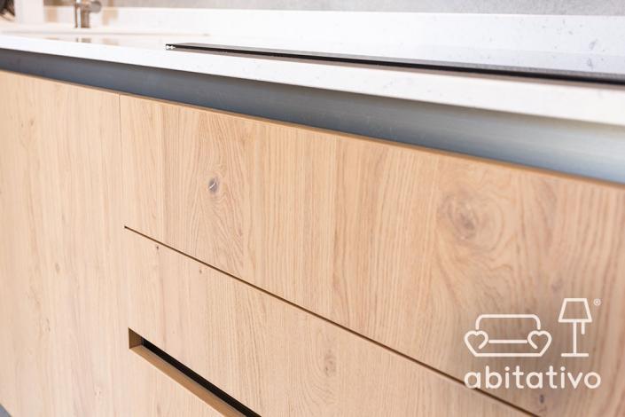 mobili cucina legno moderni