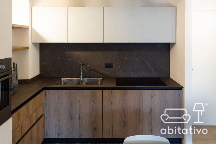 cucina moderna minimale