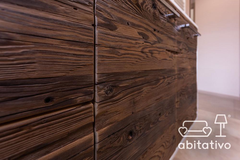 arredi moderni legno grezzo