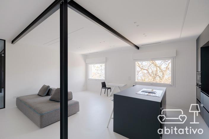 open space stile minimale