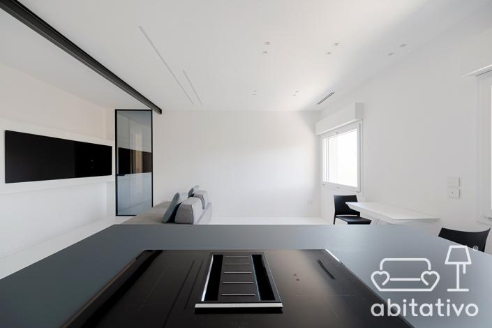 arredo minimale open space