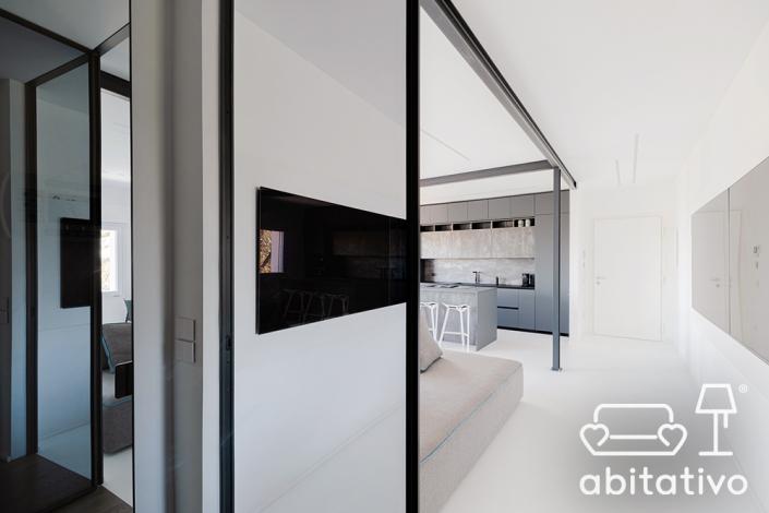 interior design stile minimale