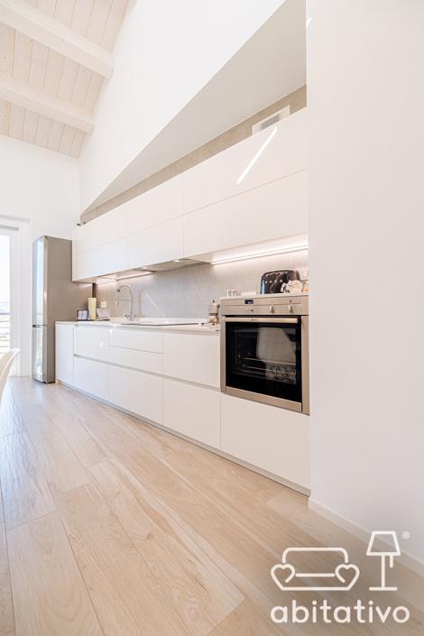mobili cucina lineare