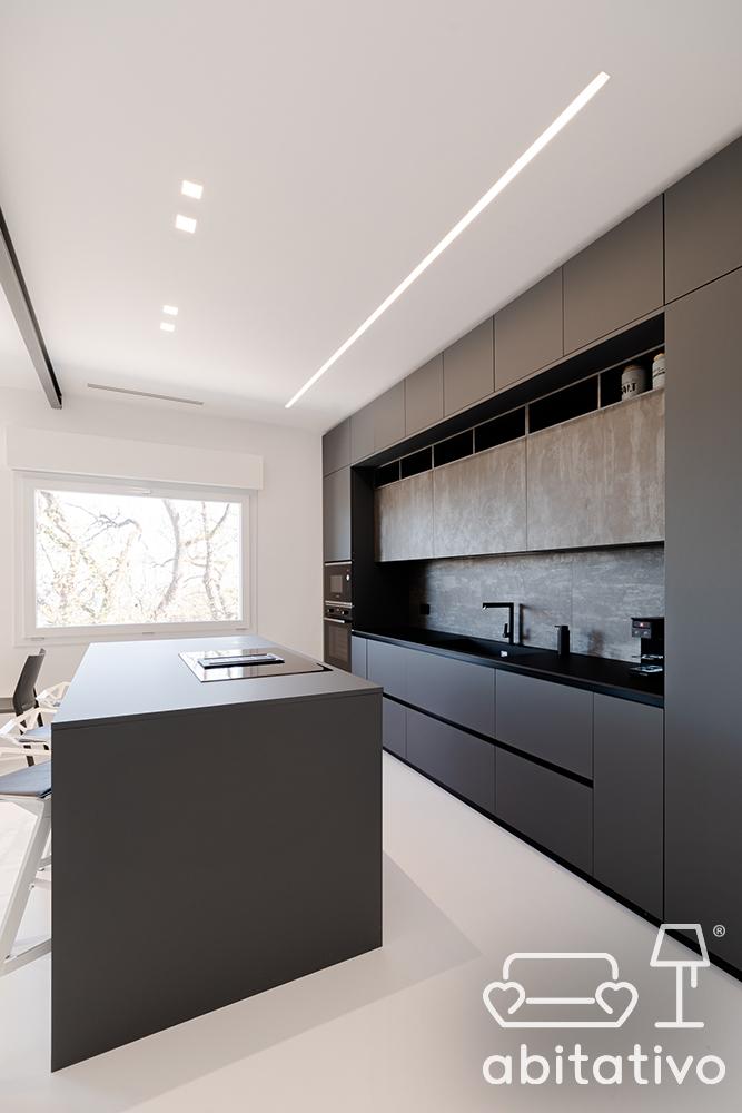 cucina stile minimale