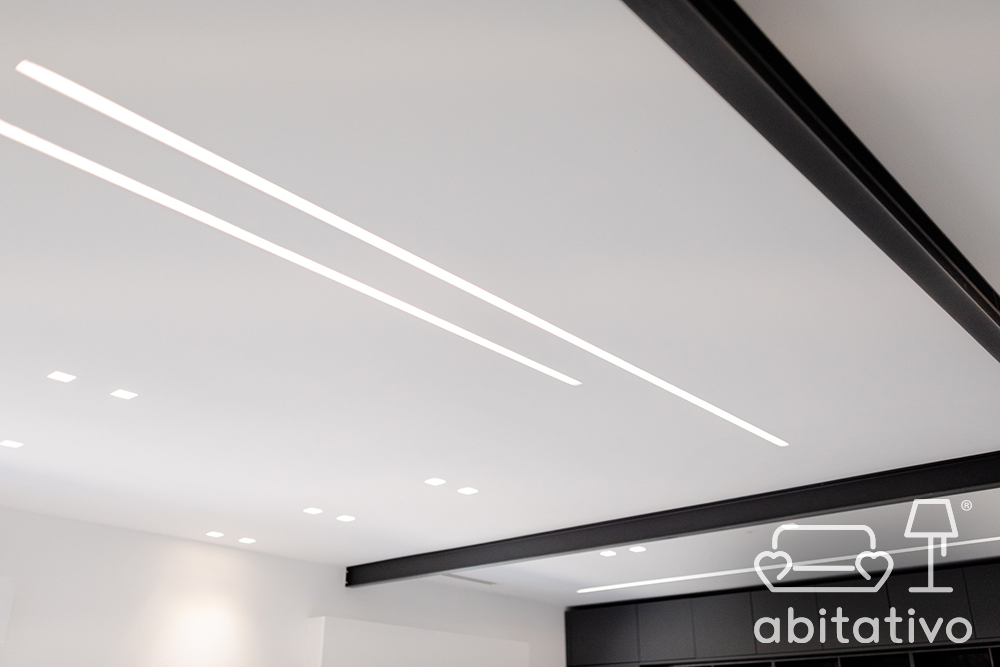 luci soffitto moderne