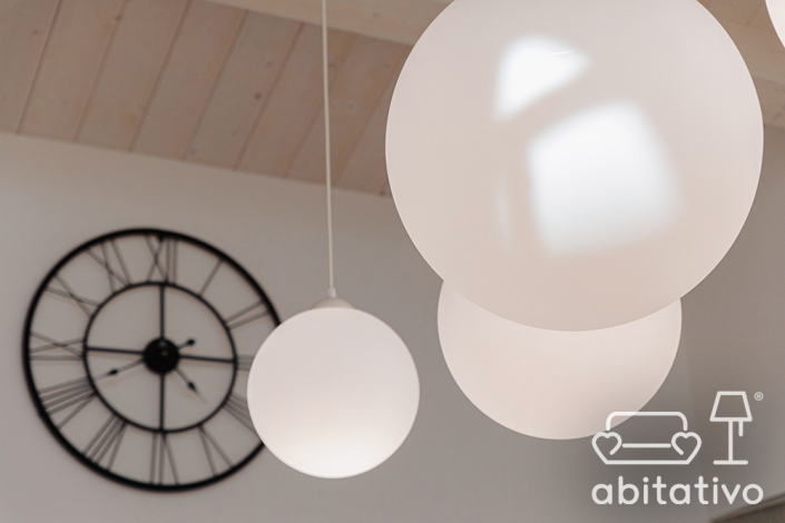 lampadario a sospensione moderno