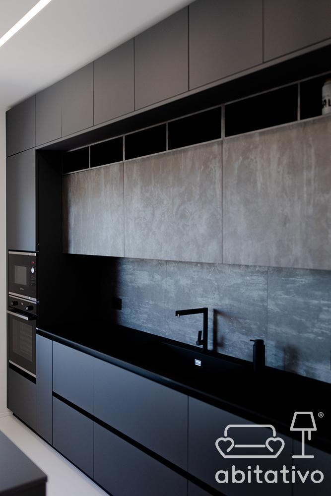 mobile cucina stile minimale