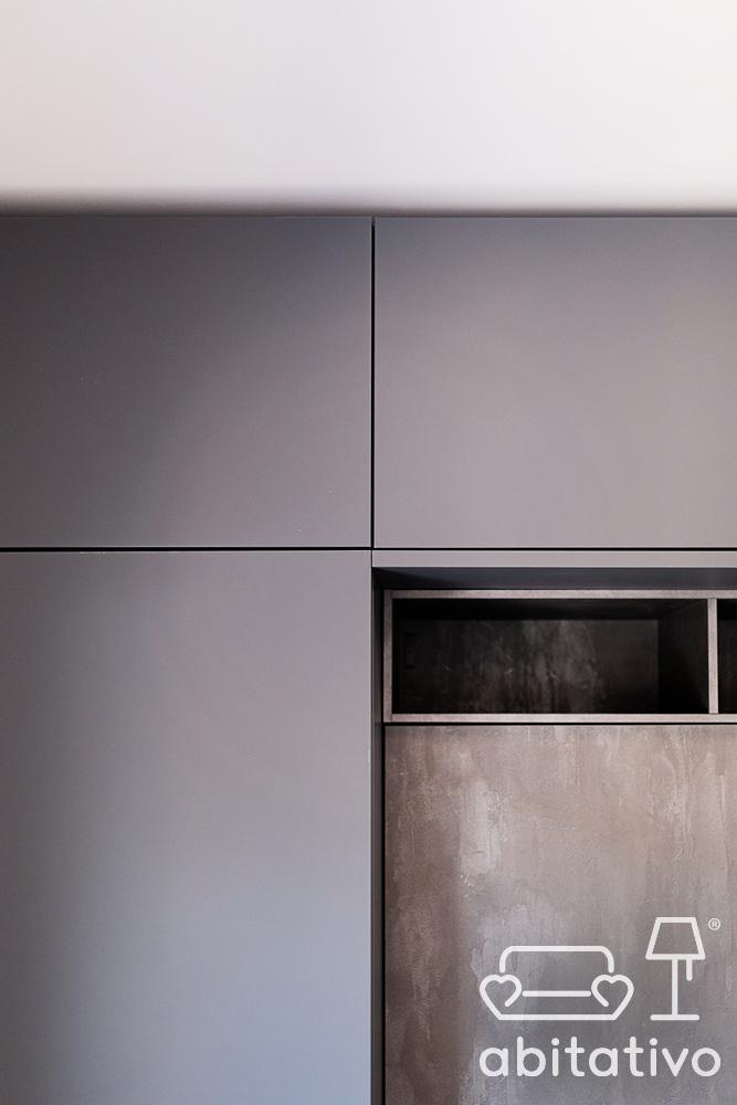 materiali cucina minimale