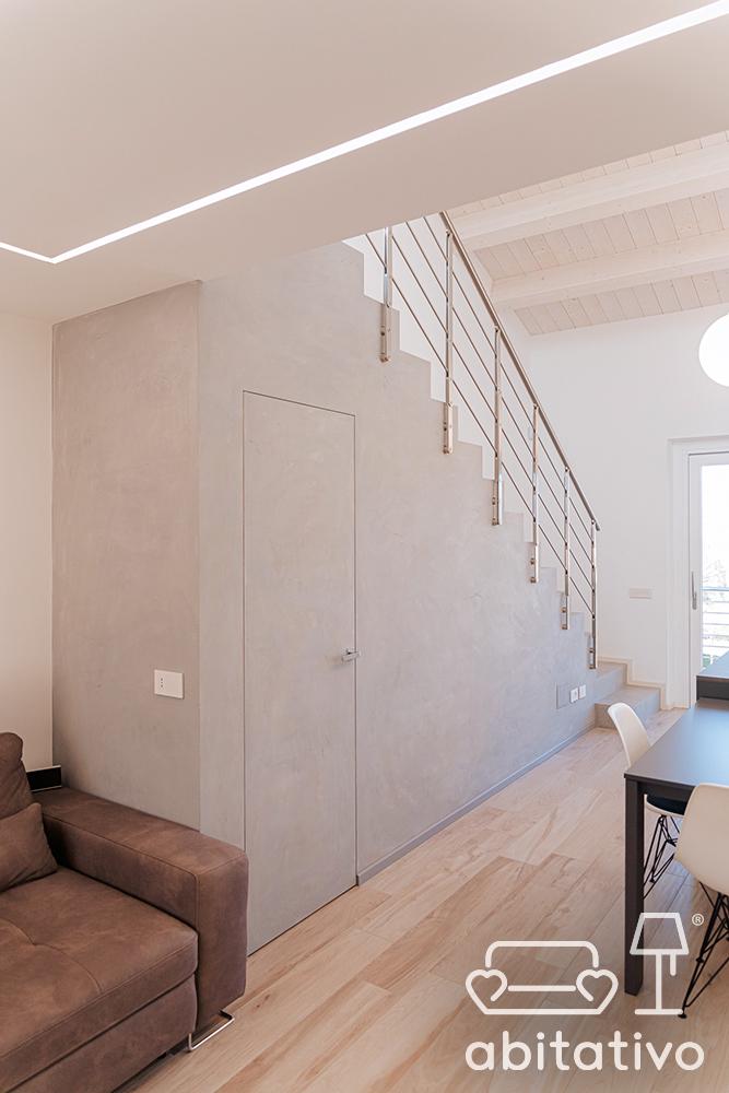 progetto porte raso muro