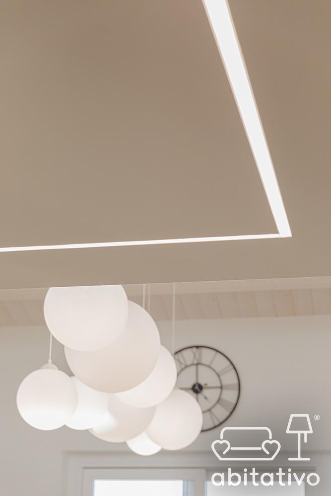 progetto illuminotecnico interni