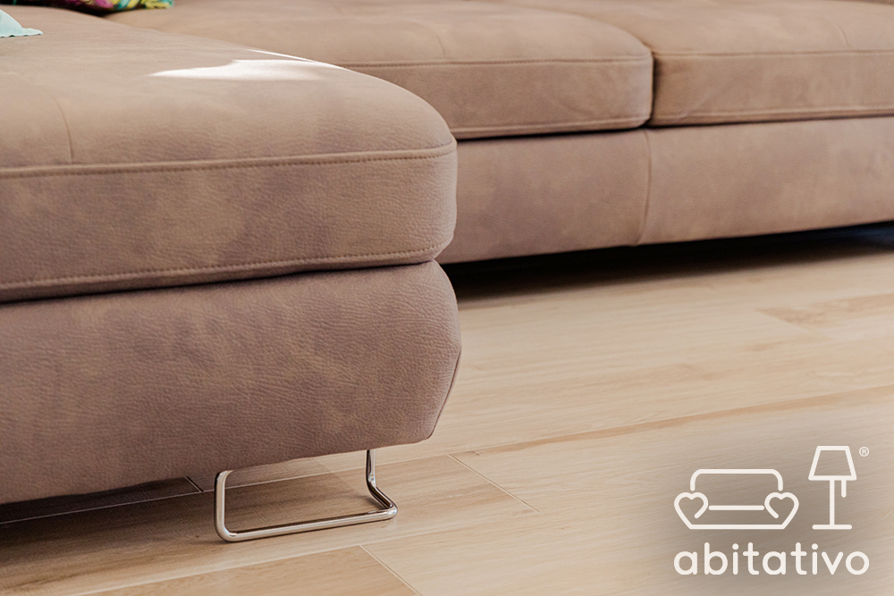 divano angolare similpelle