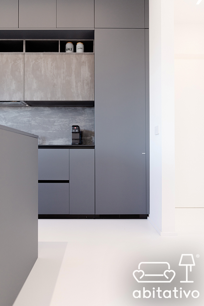 mobile cucina minimale