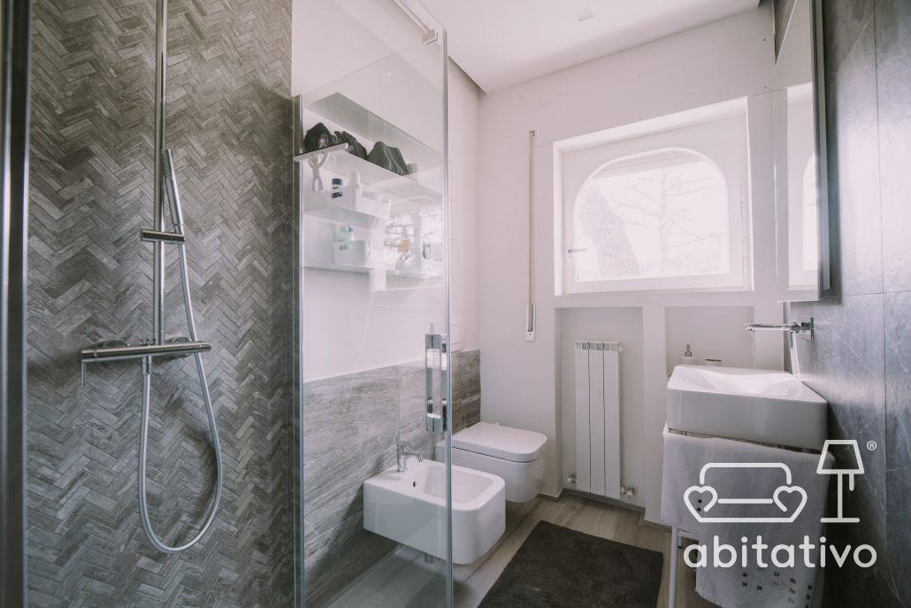 interior design bagno moderno