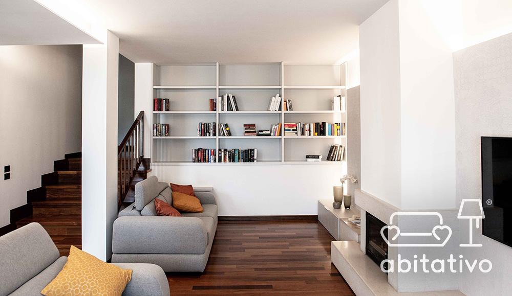 libreria moderna arredamenti tosini