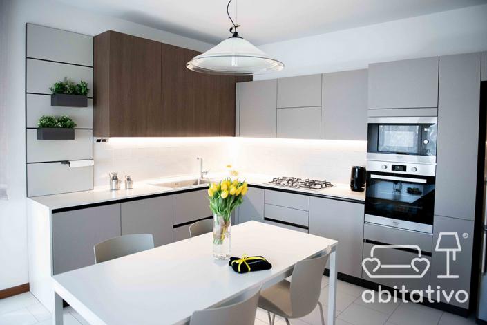 mobili cucina moderna abitativo