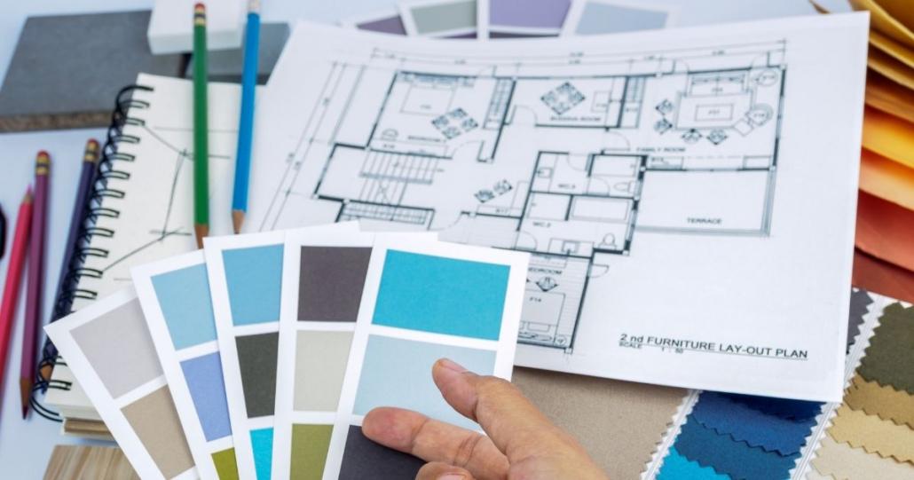 colori per pareti di casa