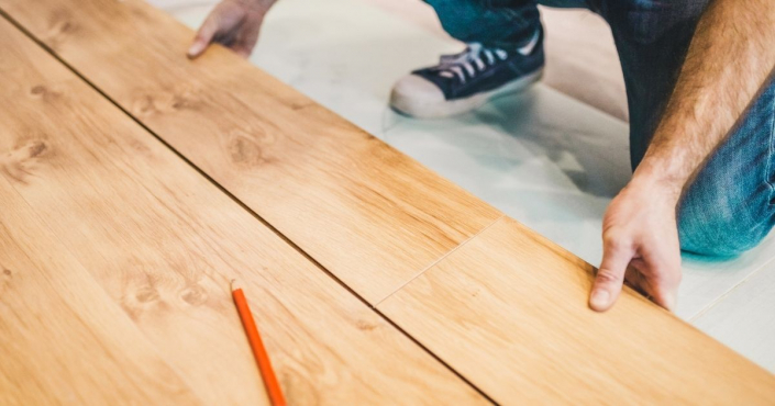 posa pavimento flottante legno