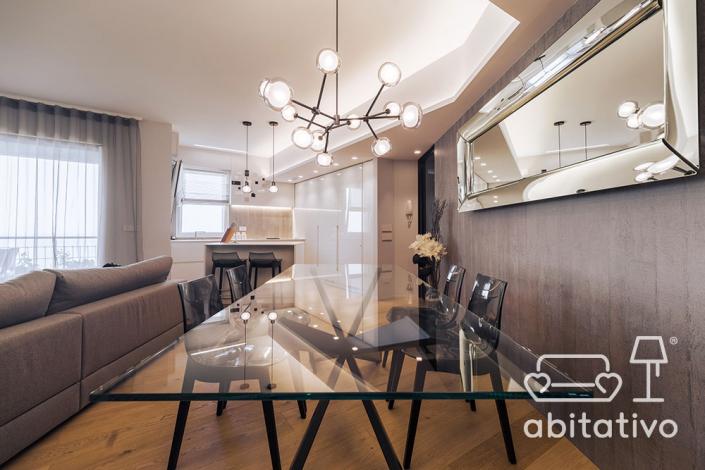 arredamento soggiorno design moderno