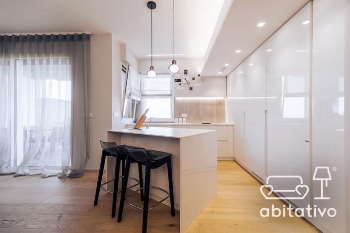 interior design cucina open space
