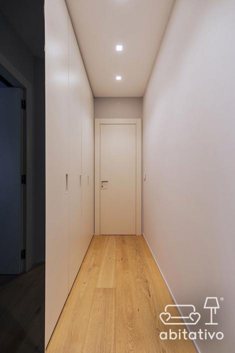 progetto illuminazione corridoio