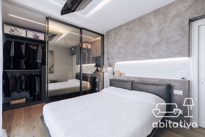 interior design camera matrimoniale