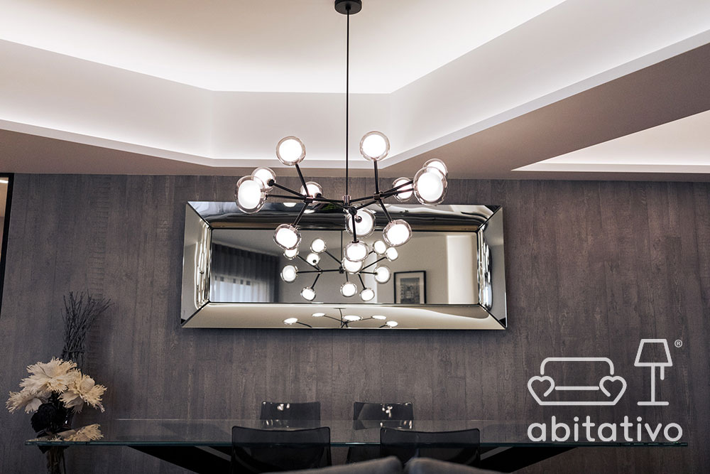 lampadari vetro design moderni